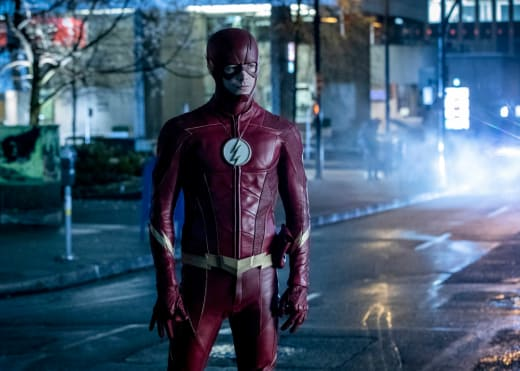 The Flash Staffel 4 Bs