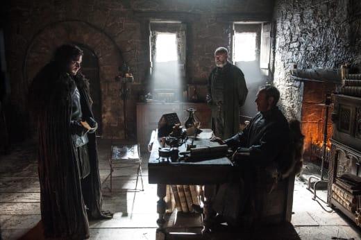 Facing a Baratheon - Game of Thrones