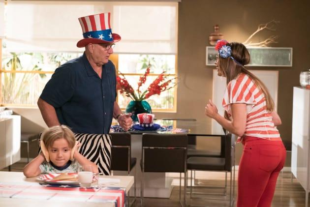 Jay and Gloria Prep for the Parade - Modern Family Season 10 Episode 1