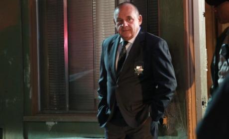 Paul Guilfoyle on CSI