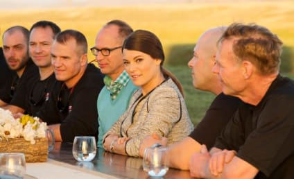 Top Chef Masters Preview: Gail Simmons on Airplane Jumping, Fast Food and More!