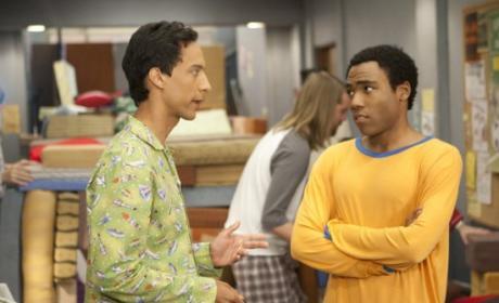 Abed vs. Troy
