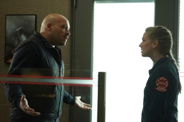 Overbearing - Chicago Fire Season 6 Episode 13