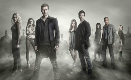 "The Originals Round Table: ""Bloodletting"""