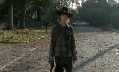 Carl Enjoys Solitude