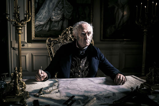 Sir Stuart Strange Plans His Next Move - Taboo Season 1 Episode 3