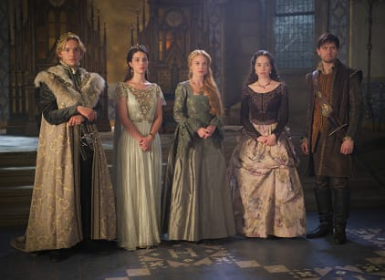 Watch Reign Season 3 Episode 1 Online