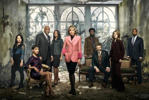 The Good Fight Season 4 Cast