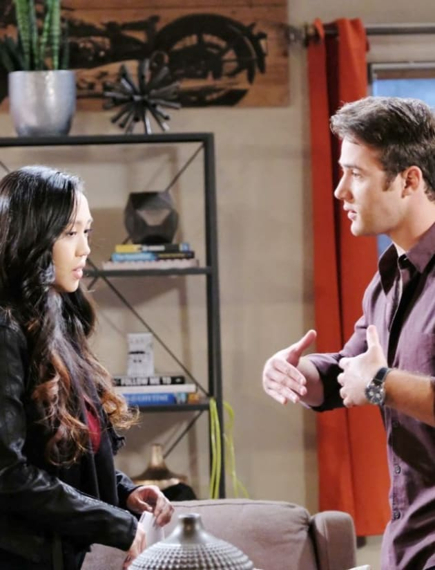 They're Not Getting Married - Days of Our Lives