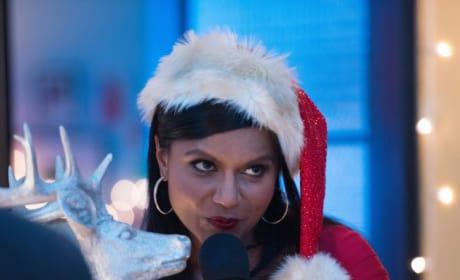 Mindy's Santa Baby