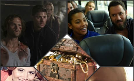 Poll: Who Should Win the Buried Treasure Award?