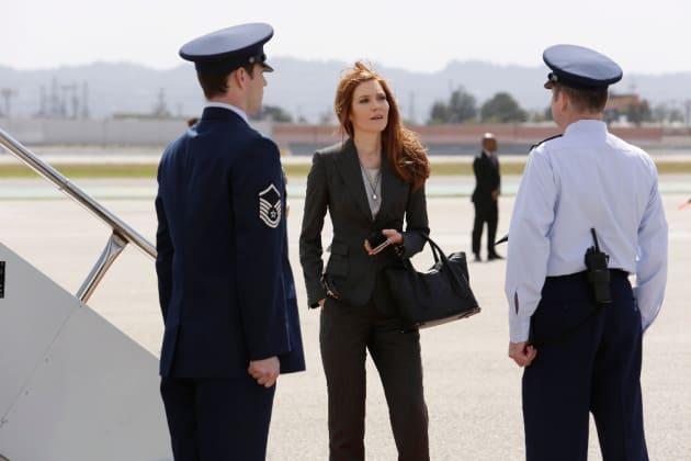 Abby In Trouble? - Scandal Season 5 Episode 19