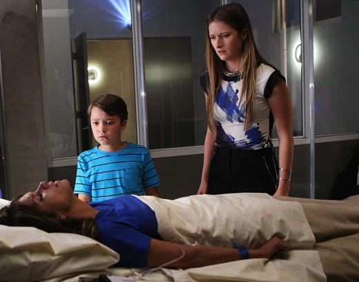 Molly Succumbs - Extant