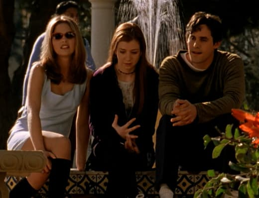 Cold Reality - Buffy the Vampire Slayer Season 1 Episode 8