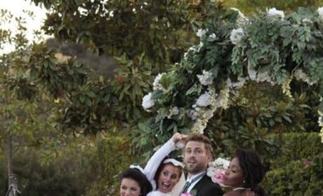 The Wedding Photo Shoot - The Bachelor