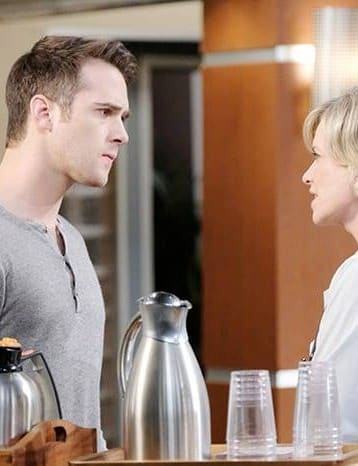 Kayla Confronts JJ - Days of Our Lives