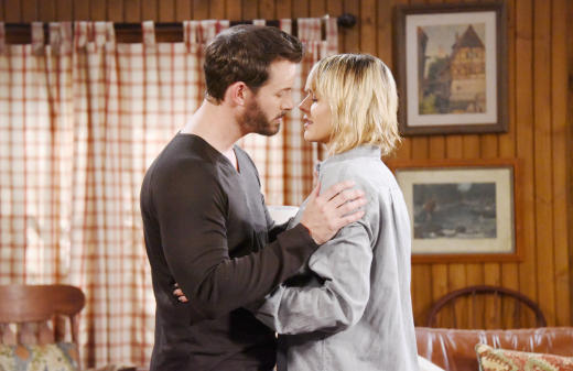 Brady and Nicole's Day of Romance - Days of Our Lives