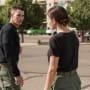 Jordan and Drew - The Night Shift Season 4 Episode 10