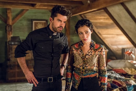 Jesse and Tulip Prepare for a Fight - Preacher Season 3 Episode 5