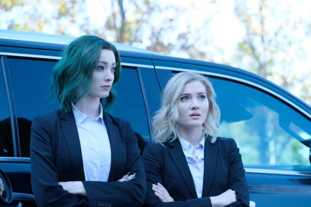 Unlikely Alliance - The Gifted Season 1 Episode 12