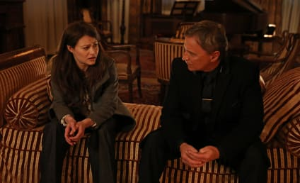 Once Upon a Time Photos: Can Rumple and Belle Save Gideon?