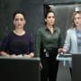 The Women Of Blindspot Season 2 Episode 9