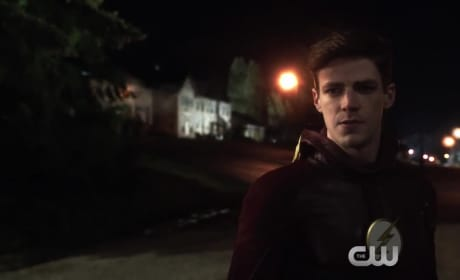 The Flash Promo: Killer Frost Fights Team Flash