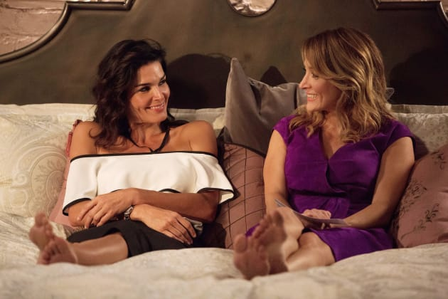 On Final Case - Rizzoli & Isles
