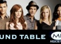 "Melrose Place Round Table: ""Windsor"""