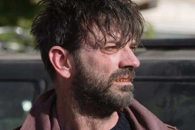 Keith Allan as Murphy
