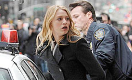 Serena Under Arrest