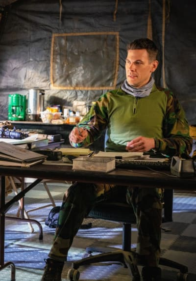 Unfortunate Casualty - The Code Season 1 Episode 7