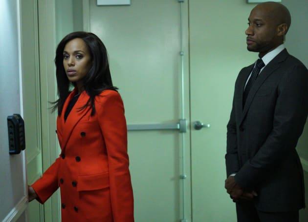 Where is She? - Scandal Season 7 Episode 7