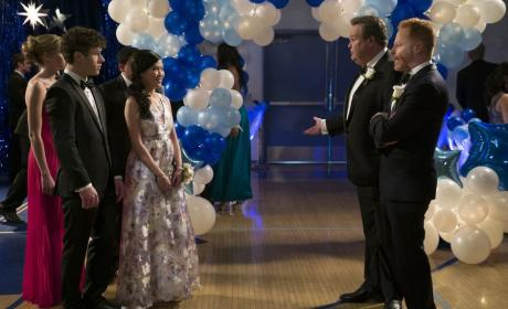 Prom Advice - Modern Family