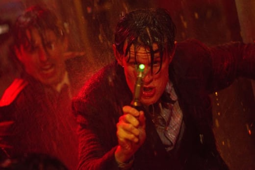 Doctor Who Underwater
