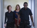 Helping Hank - Supergirl