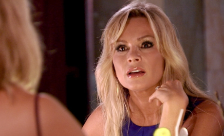 Hashing It Out - The Real Housewives of Orange County