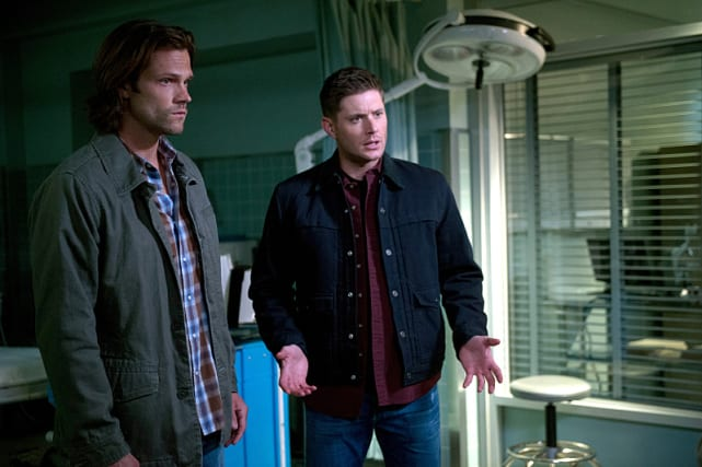 Unwelcome - Supernatural Season 11 Episode 1
