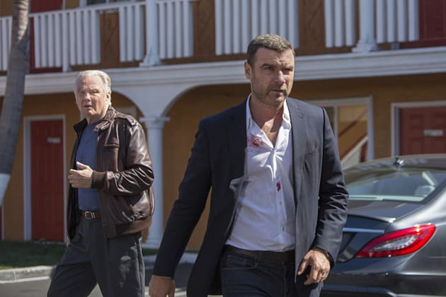 That's Not Lipstick - Ray Donovan