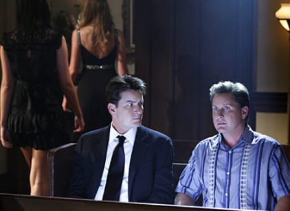 Watch Two and a Half Men Season 6 Episode 11 Online
