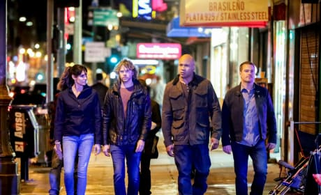 End of a Long Day - NCIS: Los Angeles Season 10 Episode 15