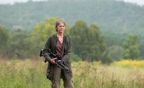 A New Enemy - The Walking Dead