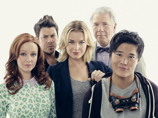 The New Librairians - The Librarians