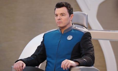 Captain Mercer - The Orville Season 2 Episode 8