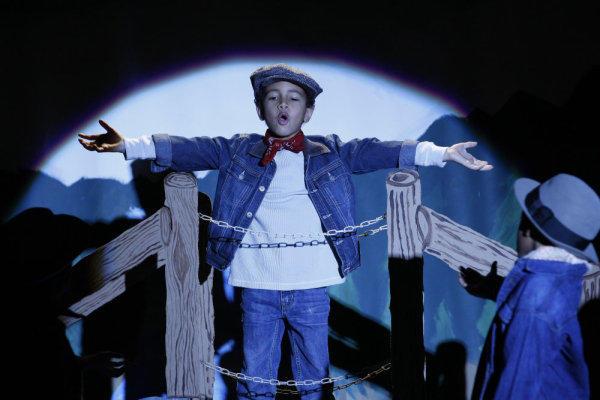 Jabbar on Stage