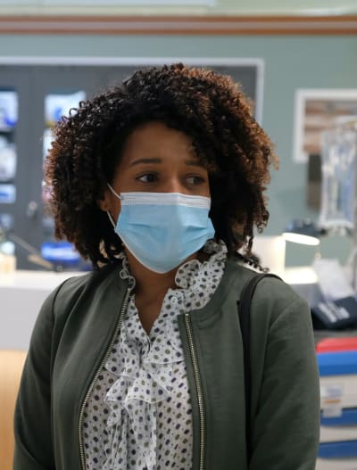 New Safety Protocols - The Good Doctor Season 4 Episode 1