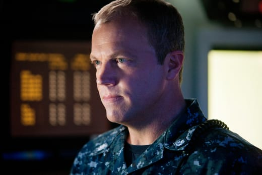 Slattery Takes Command - The Last Ship