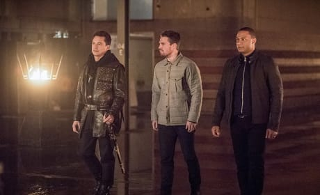 The Boys - Arrow Season 4 Episode 13