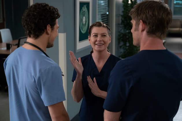 Love Triangle - Grey's Anatomy
