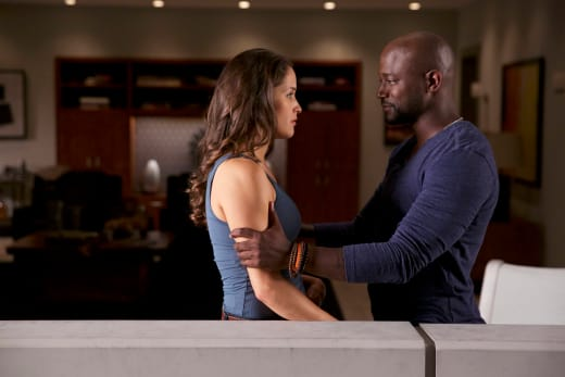 tv ratings report rosewood slides to series lows tv fanatic. Black Bedroom Furniture Sets. Home Design Ideas